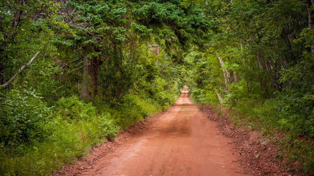 Red Clay Road, Anglo Rustico, PEI