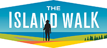 The Island Walk logo