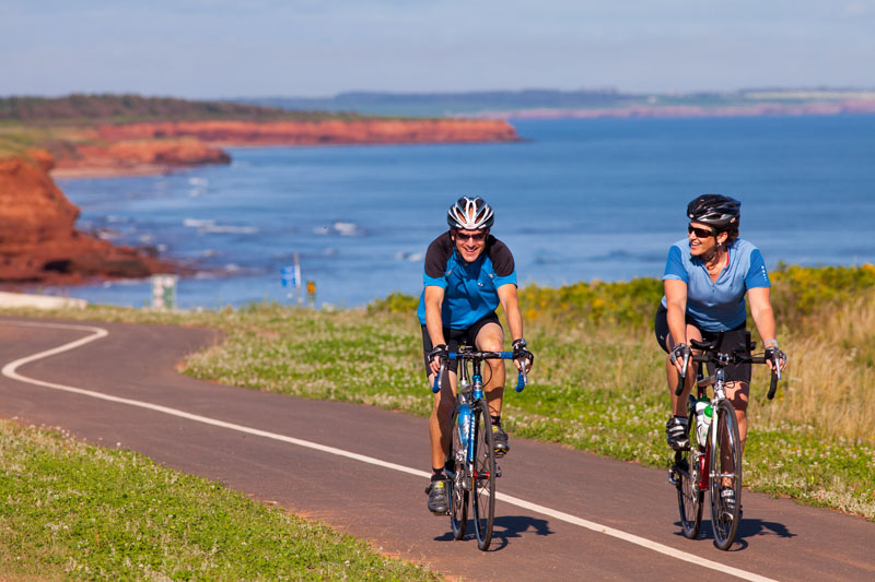 PEI Nation Park Bike & Walking Path