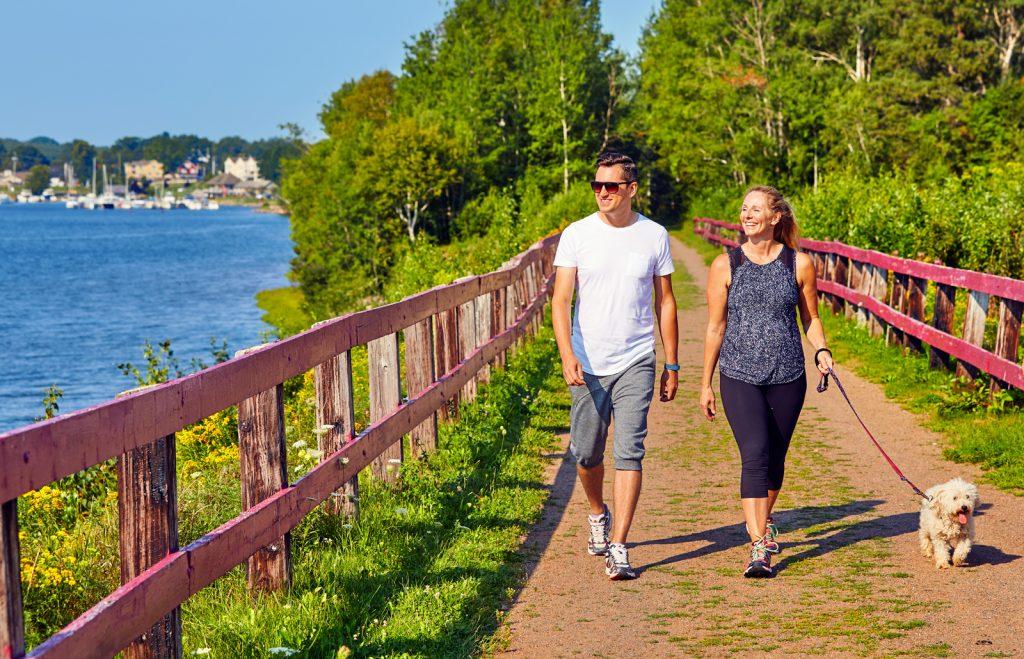 Confederation Trail Montague