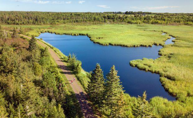 Confederation Trail, Hermatige, EPI