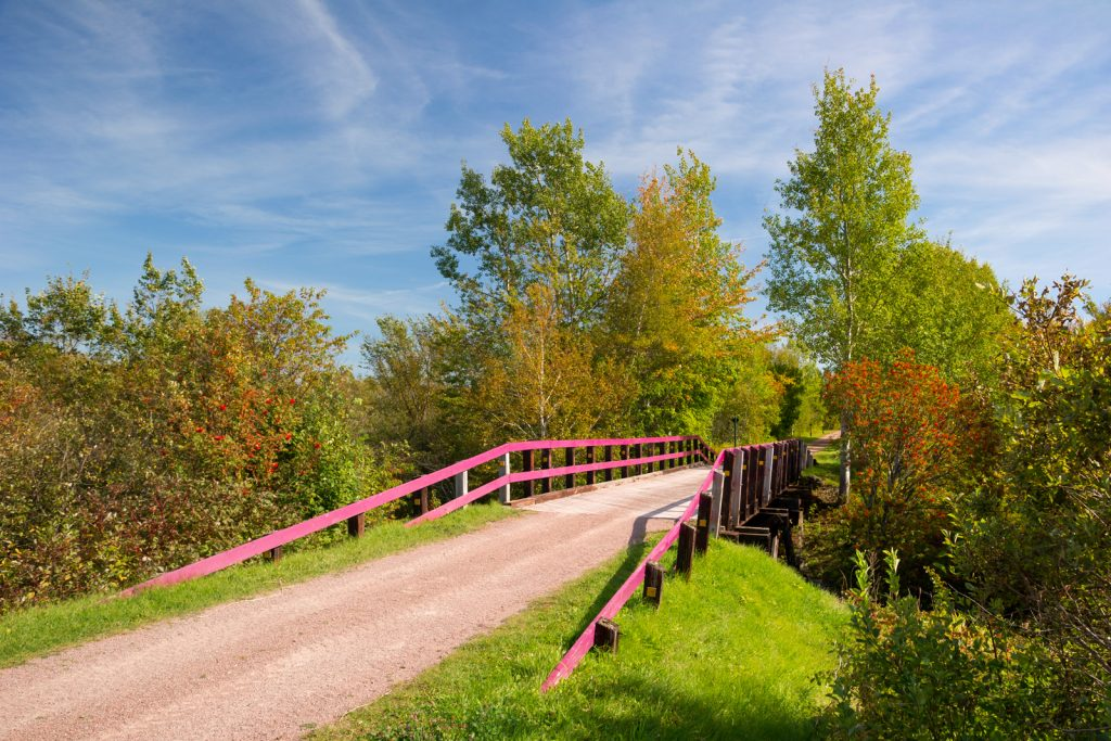 Confederation Trail, Howlan