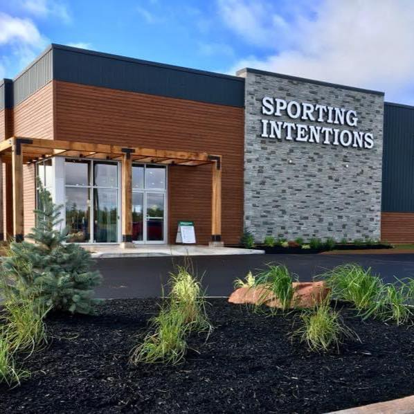 Sporting Intentions exterior